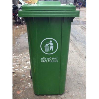 Thùng rác nhựa Việt Xanh VX240