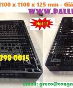 pallet 1100x1100x125